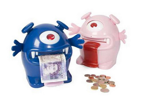 Monster-money-bank