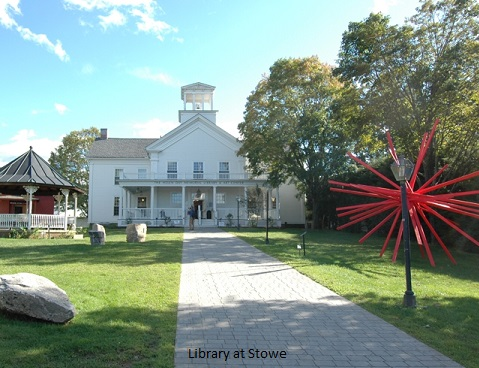 Stowe library