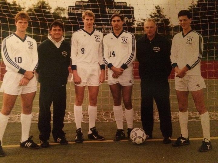 Doug hamilton soccer