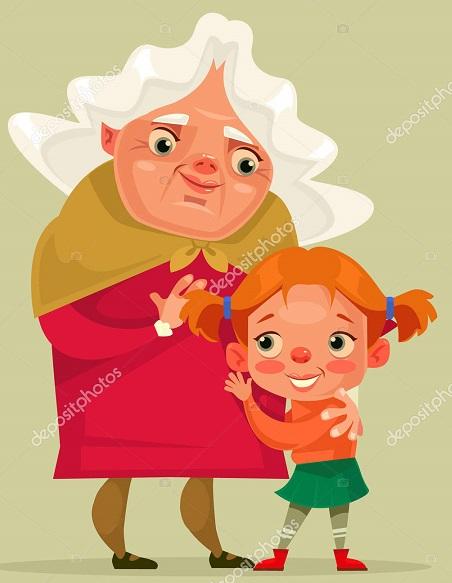 Grandma 2 emo crop