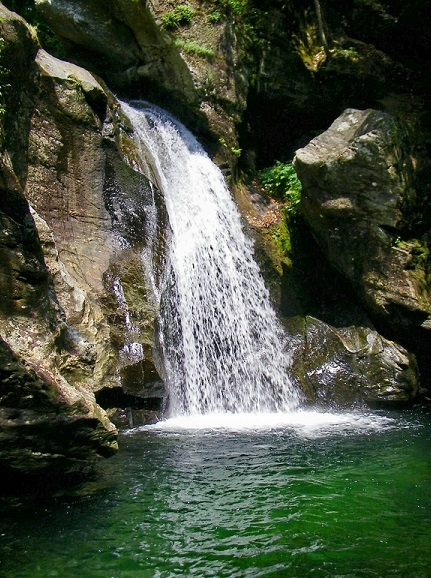 Vt waterfall