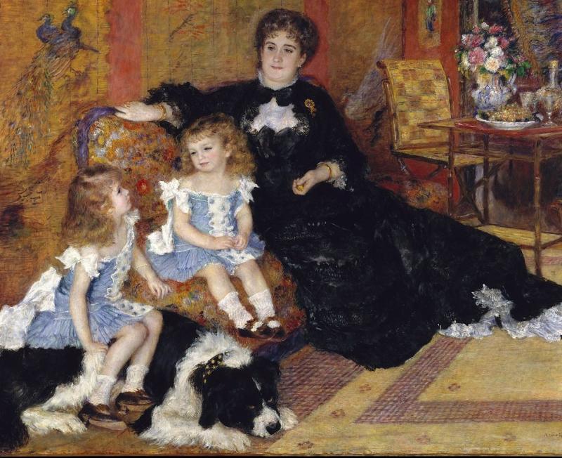 Renoir_Madame_et_ses_enfants