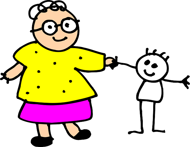 Grandma-sketch