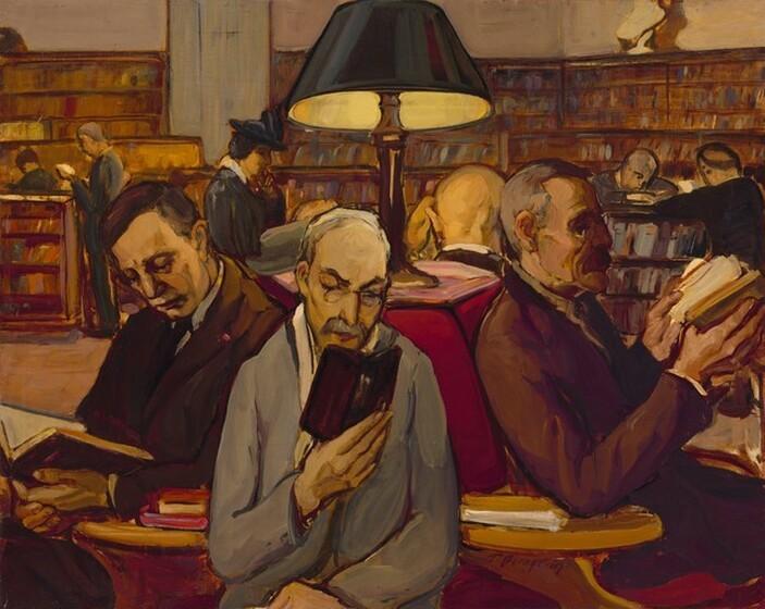 Readers theresa bernstein
